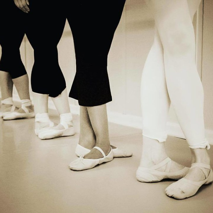 San Antonio Ballet School Ballerina